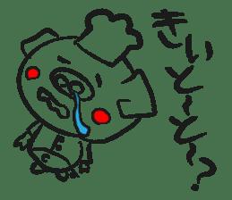Hakata Son of a pig sticker #1109572