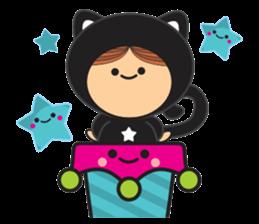 Lilipops - Lady Miau sticker #1109626