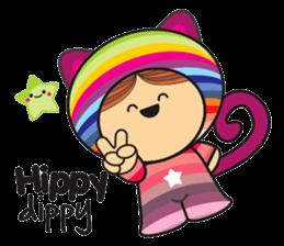 Lilipops - Lady Miau sticker #1109637