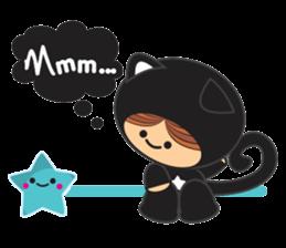 Lilipops - Lady Miau sticker #1109641