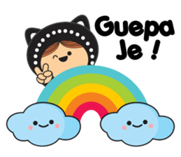 Lilipops - Lady Miau sticker #1109649