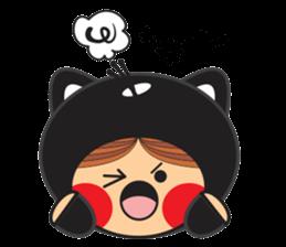 Lilipops - Lady Miau sticker #1109651