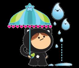 Lilipops - Lady Miau sticker #1109661