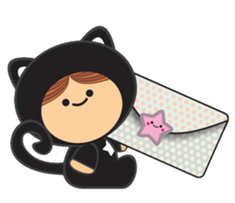 Lilipops - Lady Miau sticker #1109664