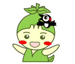 Akamaru & Maureen 2 sticker #1109765
