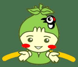 Akamaru & Maureen 2 sticker #1109781