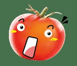 I'm a little tomato sticker #1110710