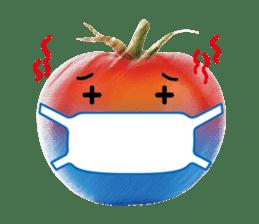 I'm a little tomato sticker #1110732