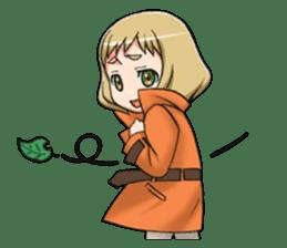 OL Emiko (Emiko) sticker #1111587