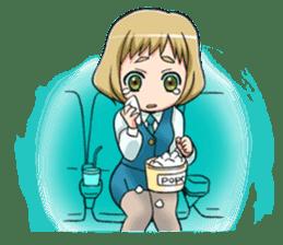 OL Emiko (Emiko) sticker #1111592