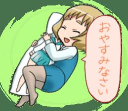 OL Emiko (Emiko) sticker #1111593