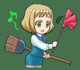 OL Emiko (Emiko) sticker #1111595