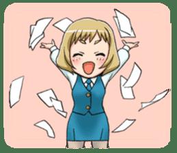 OL Emiko (Emiko) sticker #1111604