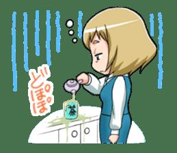 OL Emiko (Emiko) sticker #1111608