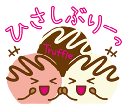 SWEETS TIME sticker #1112389