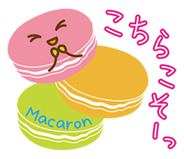 SWEETS TIME sticker #1112419