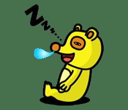 Friends with Tanukichi kun by akiraboy sticker #1112870