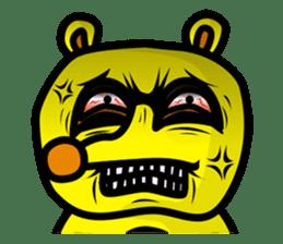 Friends with Tanukichi kun by akiraboy sticker #1112871