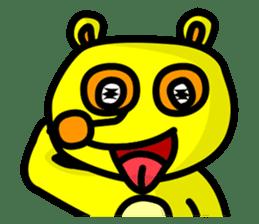 Friends with Tanukichi kun by akiraboy sticker #1112878