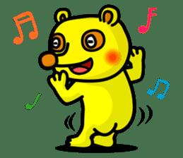 Friends with Tanukichi kun by akiraboy sticker #1112882