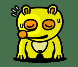 Friends with Tanukichi kun by akiraboy sticker #1112885