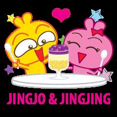 Bunny-Man : JingJo & JingJing