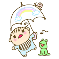 Baby & Mother sticker #1118722