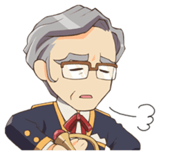 Falcom vol.2/KISEKI sticker #1119610