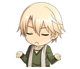 Falcom vol.2/KISEKI sticker #1119614