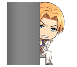 Falcom vol.2/KISEKI sticker #1119616