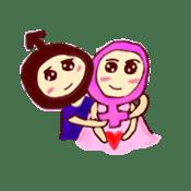 He&She (Daily life) sticker #1119666