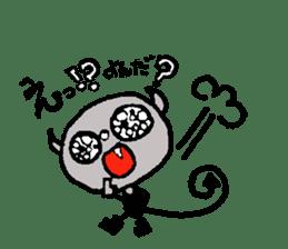 Bibiru's growth record sticker #1119910