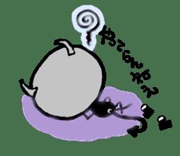 Bibiru's growth record sticker #1119940