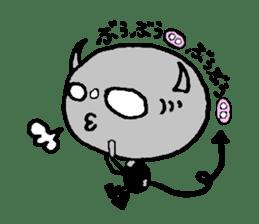 Bibiru's growth record sticker #1119943