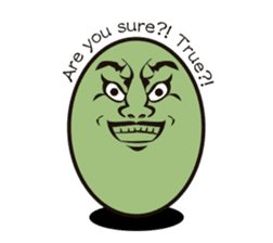 Humpty Dumpty Dad - English Ver- sticker #1120828