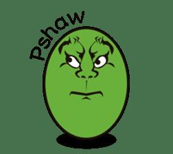 Humpty Dumpty Dad - English Ver- sticker #1120834