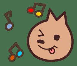 CHOCO*Pa! sticker #1122948