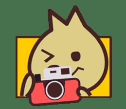 CHOCO*Pa! sticker #1122974