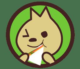 CHOCO*Pa! sticker #1122978
