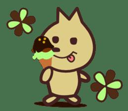 CHOCO*Pa! sticker #1122980
