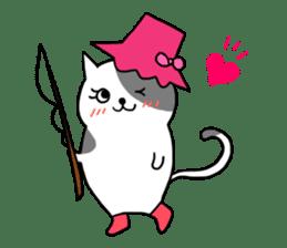 ANGLER CAT. sticker #1123003