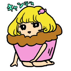 CANDY CUP CAKE's