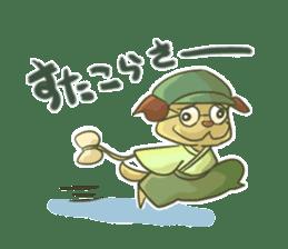 TAISHO-ROMAN KEN sticker #1124469