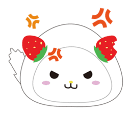 Daifuku cat sticker #1125148