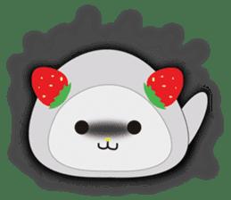 Daifuku cat sticker #1125151