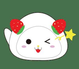 Daifuku cat sticker #1125152