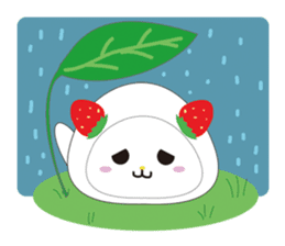 Daifuku cat sticker #1125164