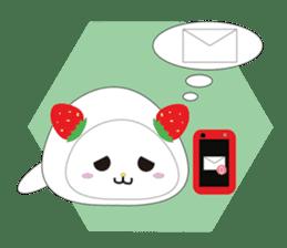 Daifuku cat sticker #1125167