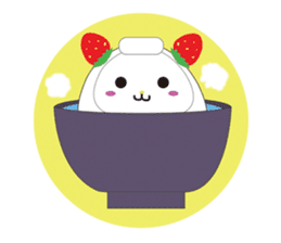 Daifuku cat sticker #1125169