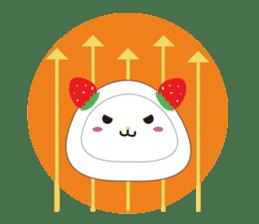 Daifuku cat sticker #1125171
